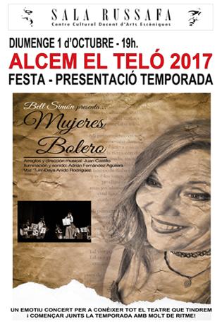 Mujeres Bolero