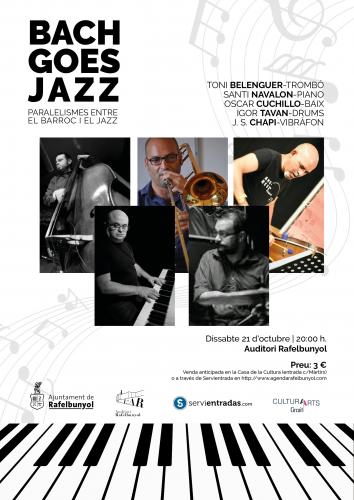 Concierto: Bach goes jazz