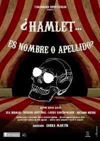 ¿Hamlet...es nombre o apellido?
