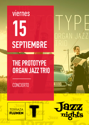 JAZZ NIGHT CON THE PROTOTYPE
