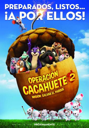 OPERACIÓN CACAHUETE 2
