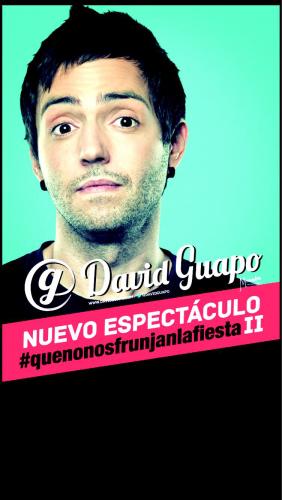 David Guapo en Lliria NUEVO ESPECTACULO QUENONOSF