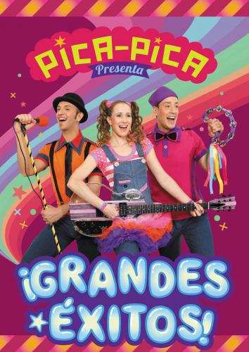 """LOS PICA PICA """"GRANDES EXITOS"""" - BENIDORM"""