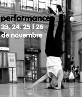 Go. La importancia del equilibrio _Enámbar Danza