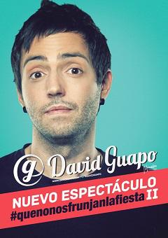 DAVID GUAPO vuelve a OPAL #quenonosfrunjanlafiesta