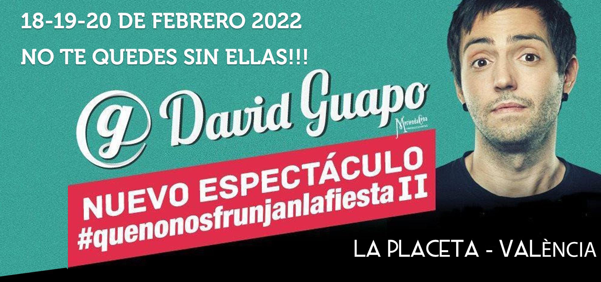 DAVID GUAPO 2.0