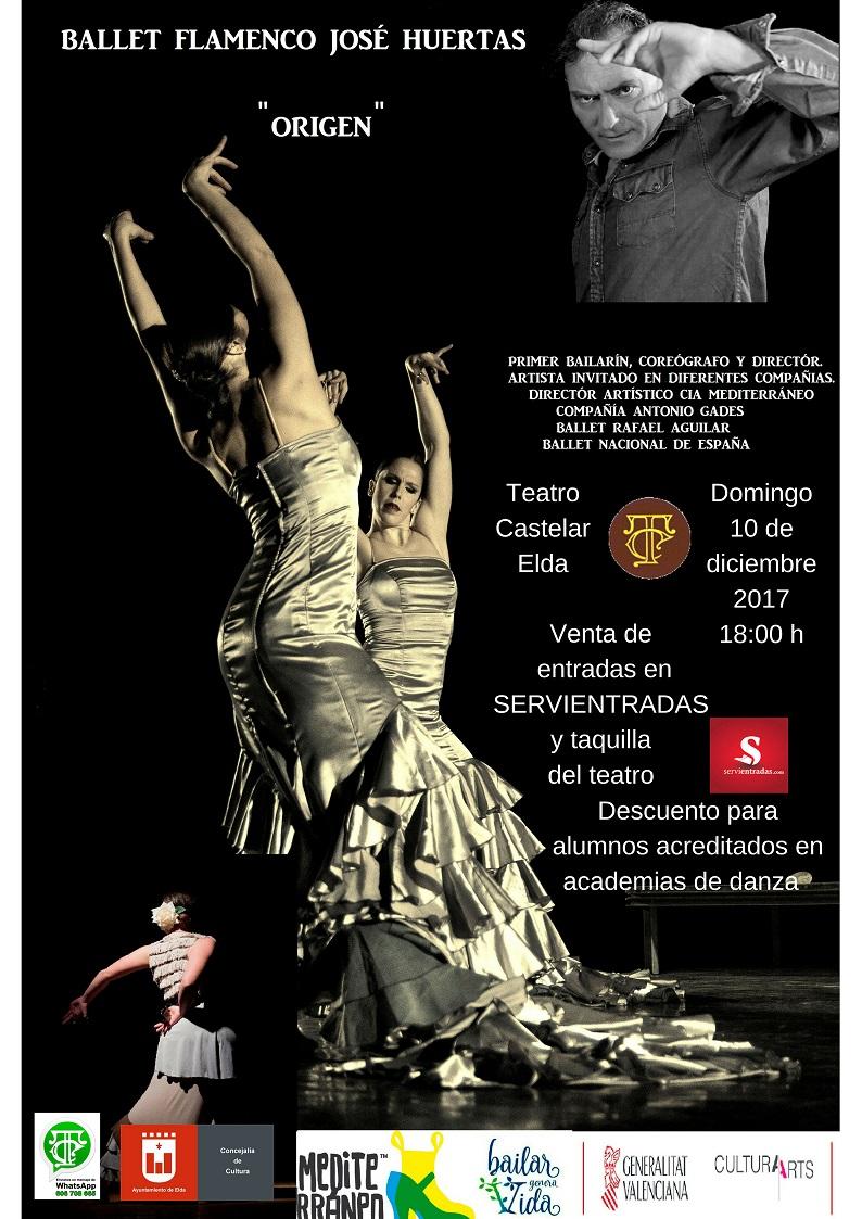 """""""ORIGEN""""  Ballet Flamenco"""