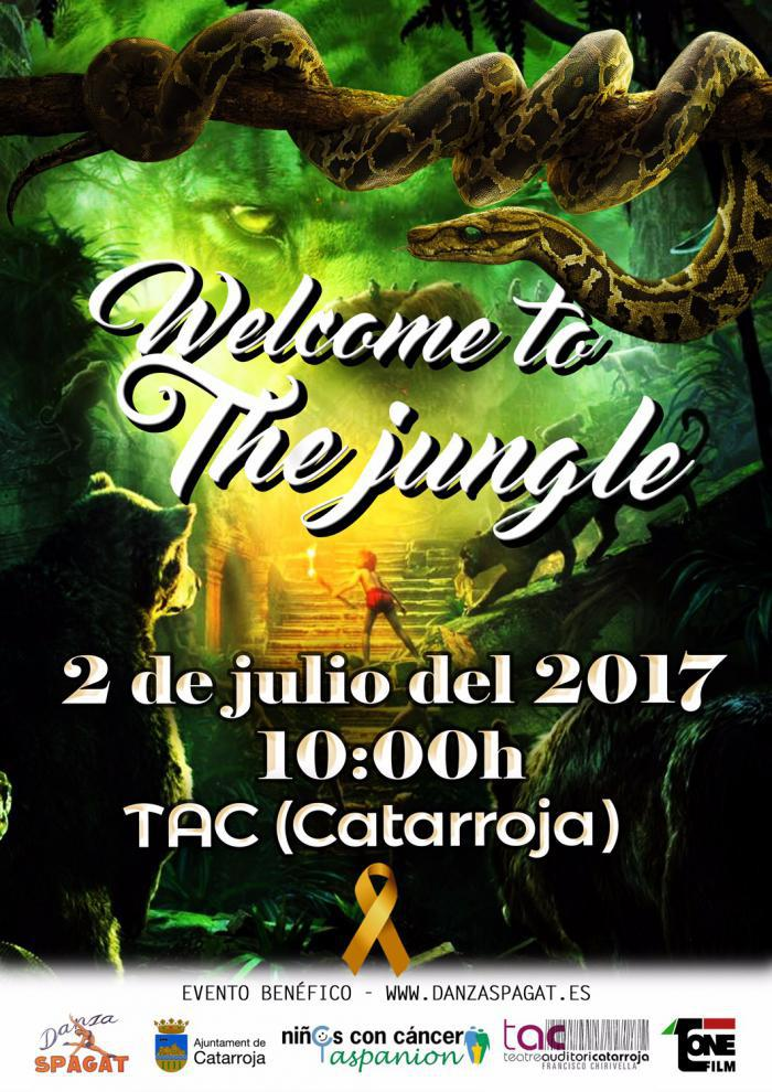 WELCOME TO THE JUNGLE - CATARROJA