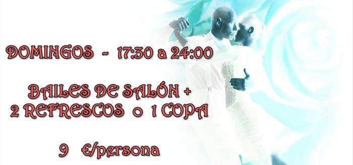 DOMINGO BAILE SALÓN
