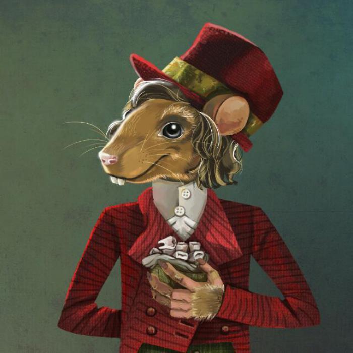 Los Cuentos del Ratón Pérez