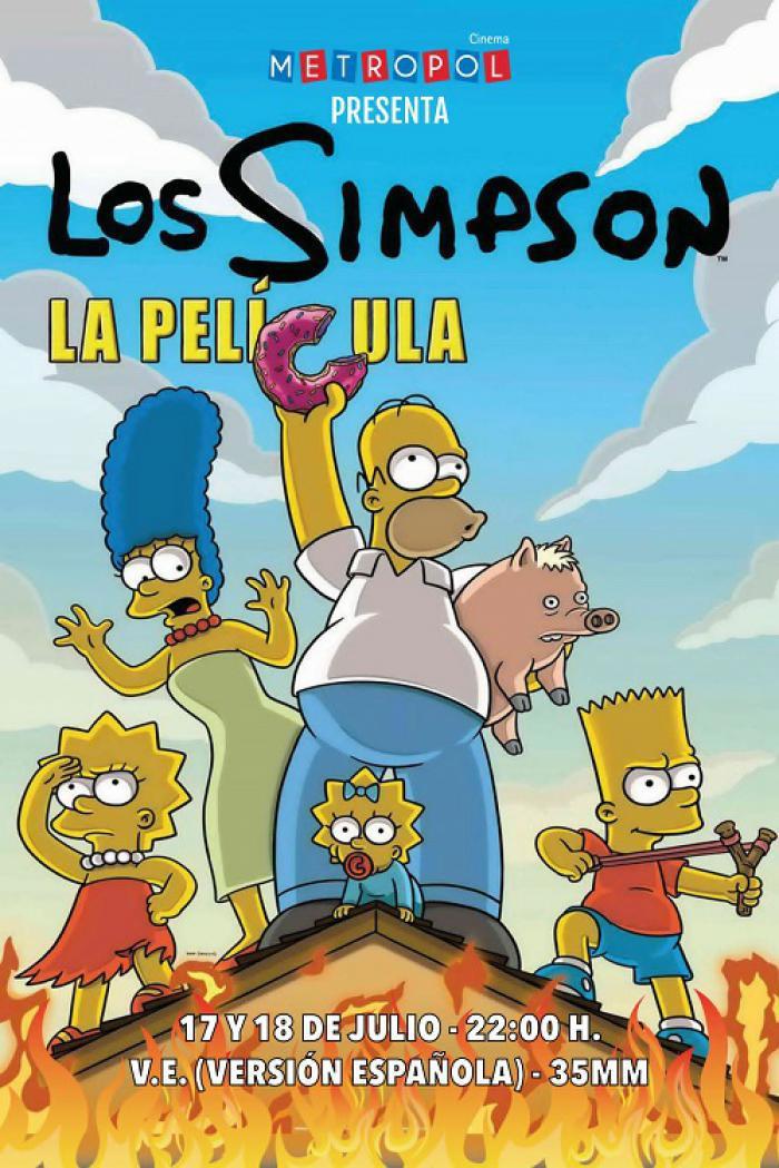 Los Simpson - La película (V.E.)