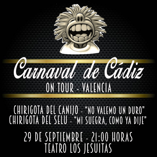 CARNAVAL DE CADIZ - ON TOUR