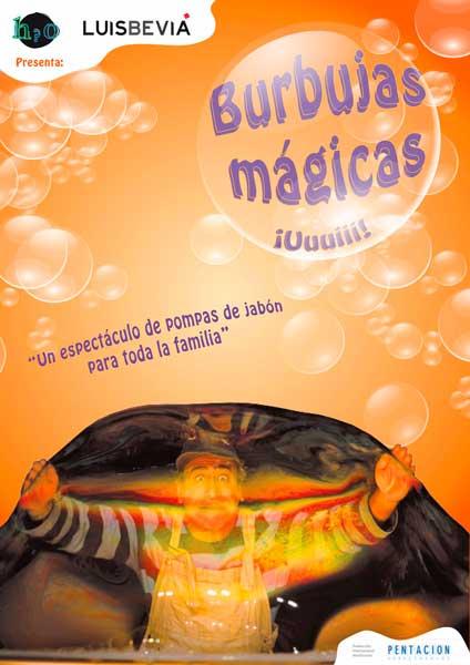 BURBUJAS MAGICAS - UUUYYY!!!! - LUIS BEVIA - HELLI