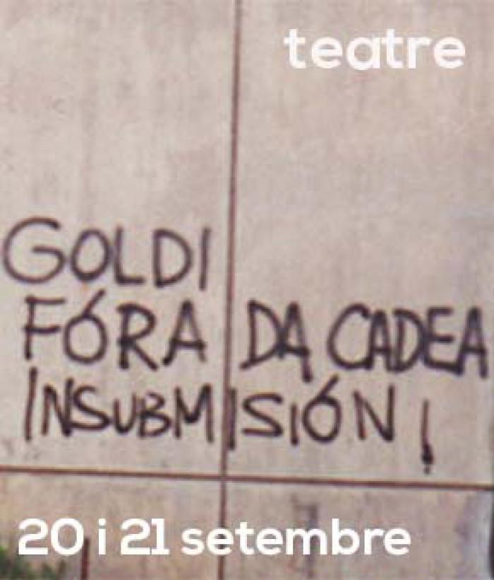 Goldi libre_Grupo Chévere
