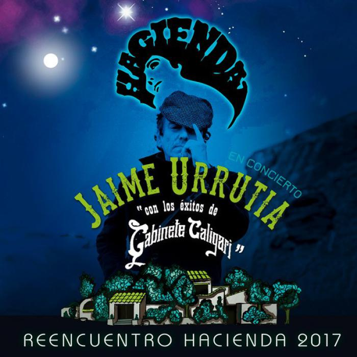 JAIME URRUTIA EN CONCIERTO