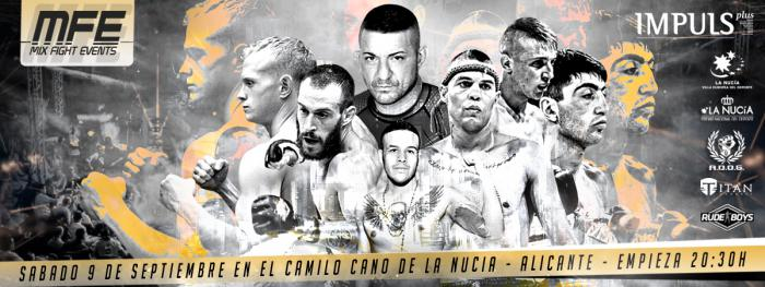 MIX FIGHT 33 - LA NUCIA