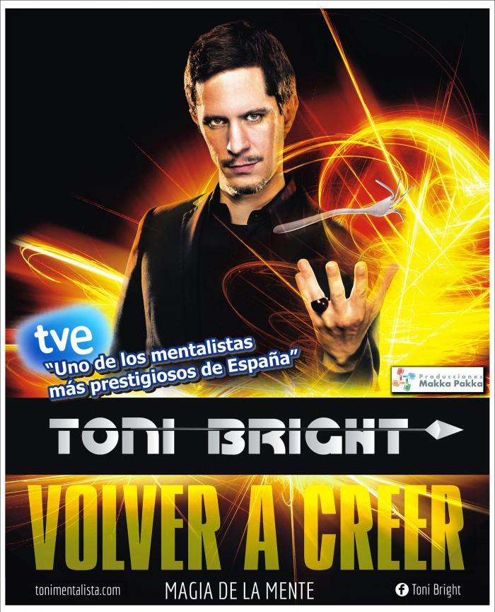TONI BRIGHT- MAGIA DE LA MENTE- VOLVER A CREER