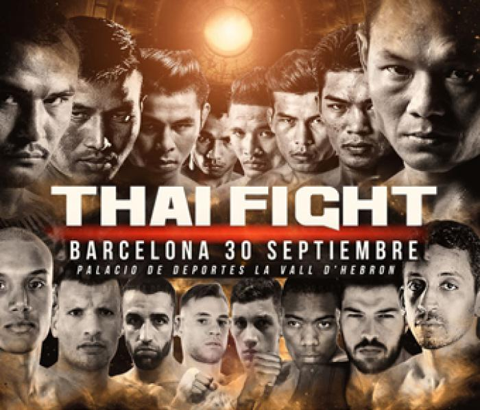 THAI FIGHT BARCELONA