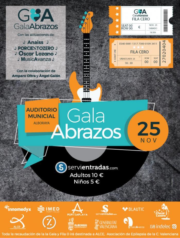 Gala Abrazos 2017