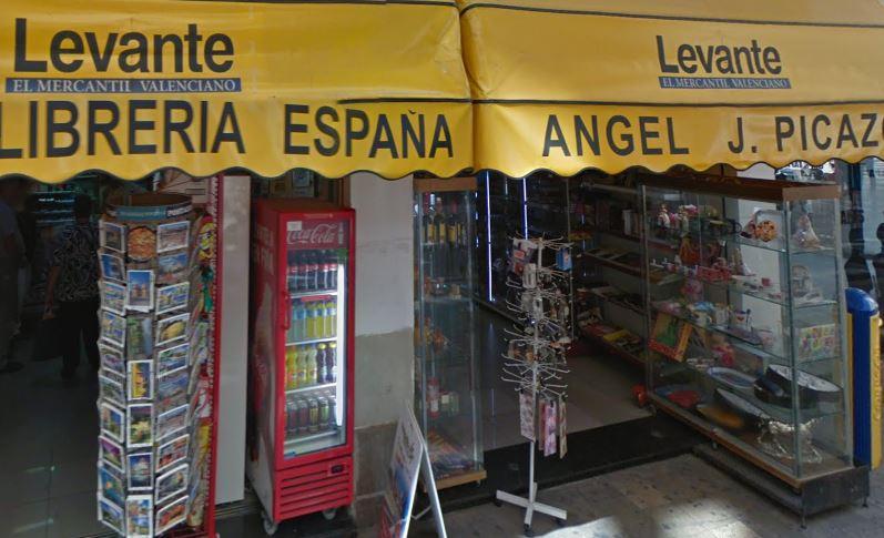 ANGEL PICAZO (QUIOSCO ESPAÑA)