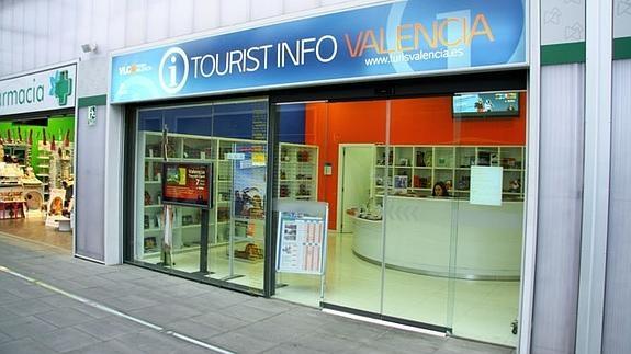 TOURIST-INFO JOAQUIN SOROLLA (ESTACION TREN)