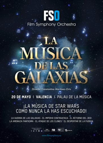 LA MÚSICA DE LAS GALAXIAS - 20/05/2017
