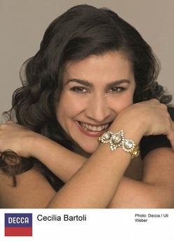 CECILIA BARTOLI, mezzosoprano - 29/03/2017