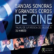 GRANDES BANDAS SONORAS Y COROS DE CINE