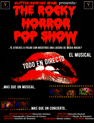 The Rocky Horror Pop Show