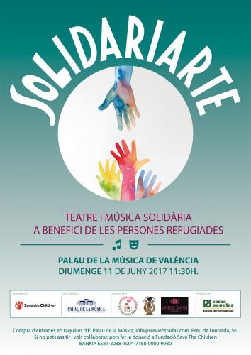 CONCIERTO SOLIDARIO A FAVOR SAVE THE CHILDREN