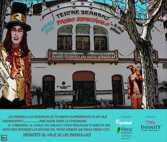 Teatro Serrano, el viaje soñado