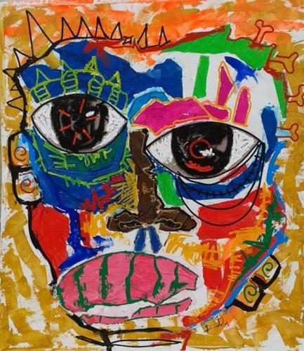 Exposición Cuban Contemporary Art de Dennys Santos