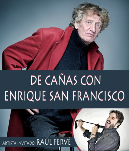DE CAÑAS CON ENRIQUE SAN FRANCISCO - PETRER