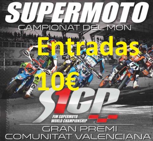 Campeonato de Mundo de Supermoto 2017 , Albaida