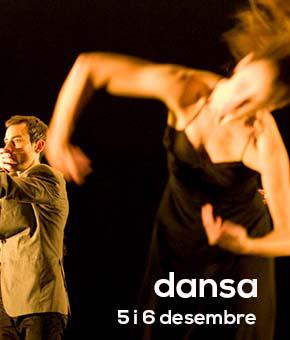 tiempo de conversación / provisional danza