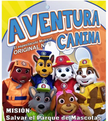 AVENTURA CANINA EN VILAFRANCA