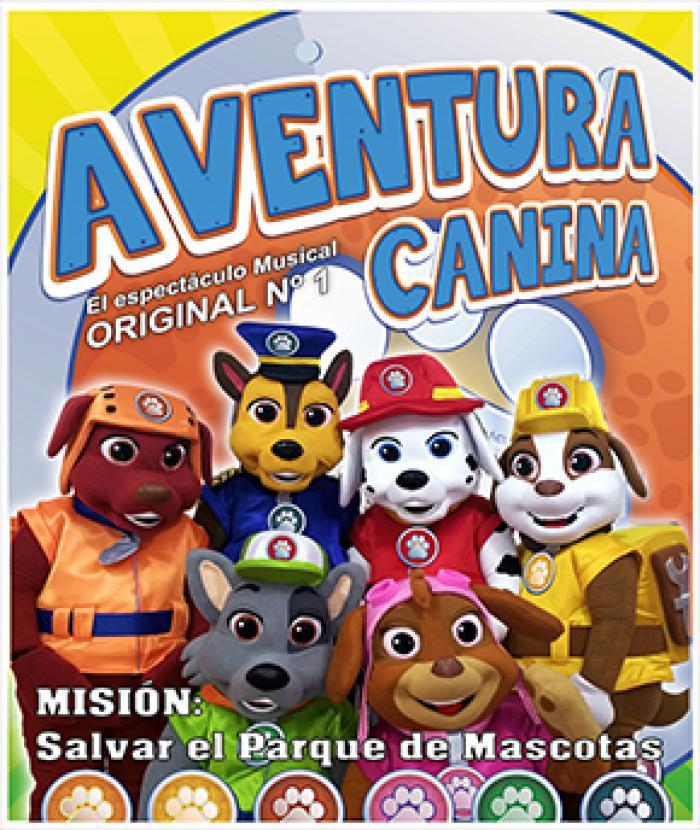 AVENTURA CANINA CASTELLON