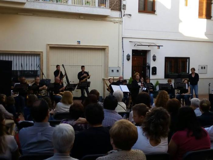 Grupo de Percusión + Ensemble La Lira