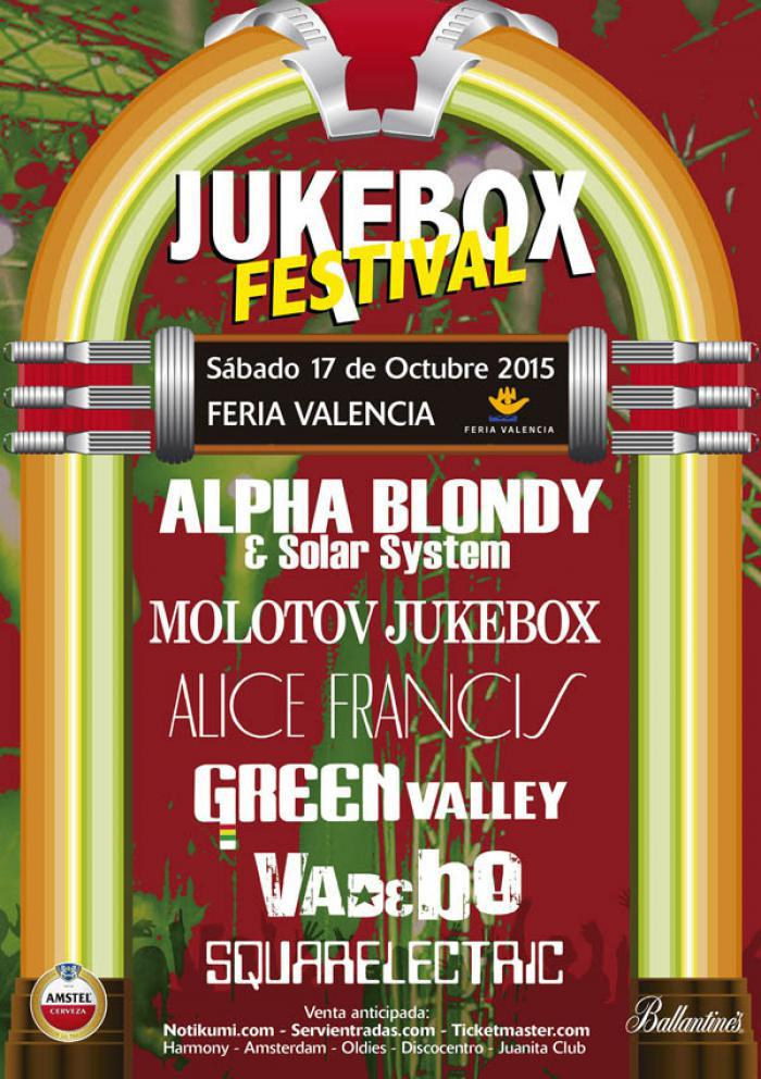 JUKEBOX FESTIVAL-REGGAE VALENCIA