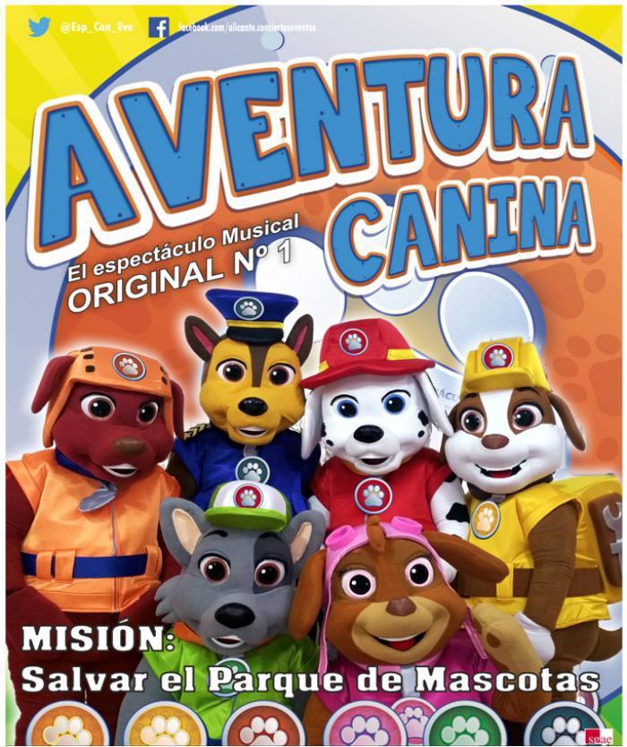 AVENTURA CANINA TAVERNES DE LA VALLDIGNA