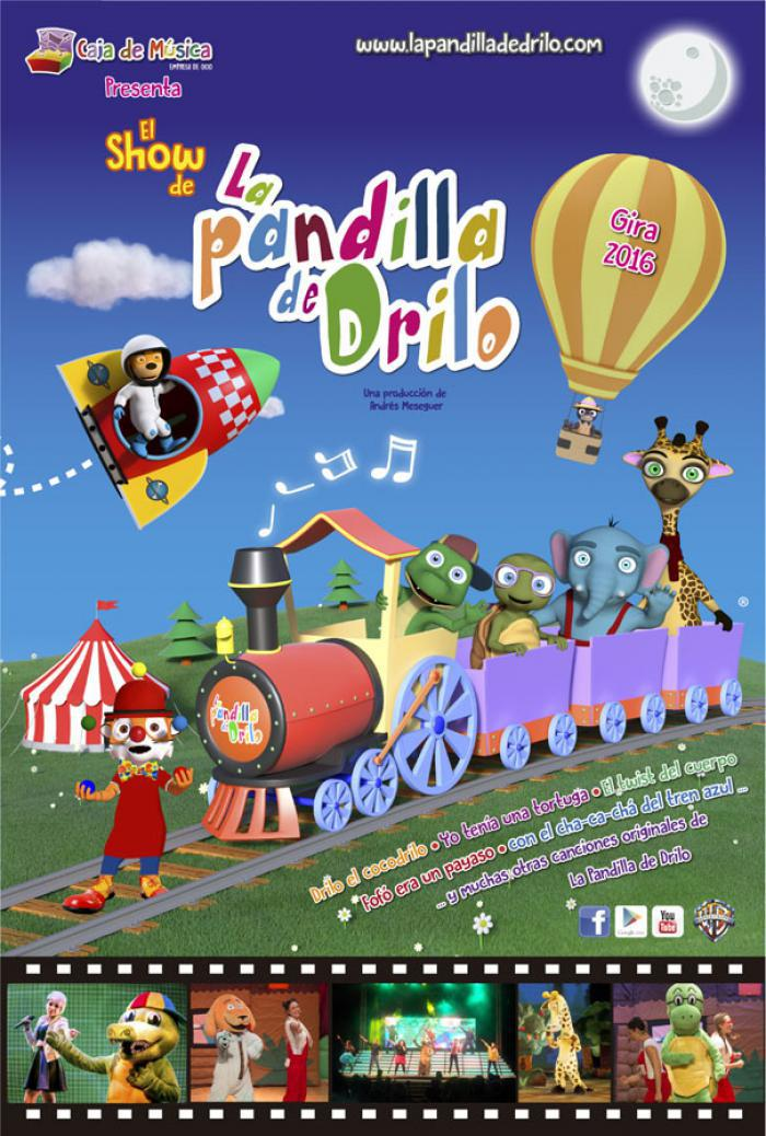 LA SHOW DE LA PANDILLA DRILO - ROJALES