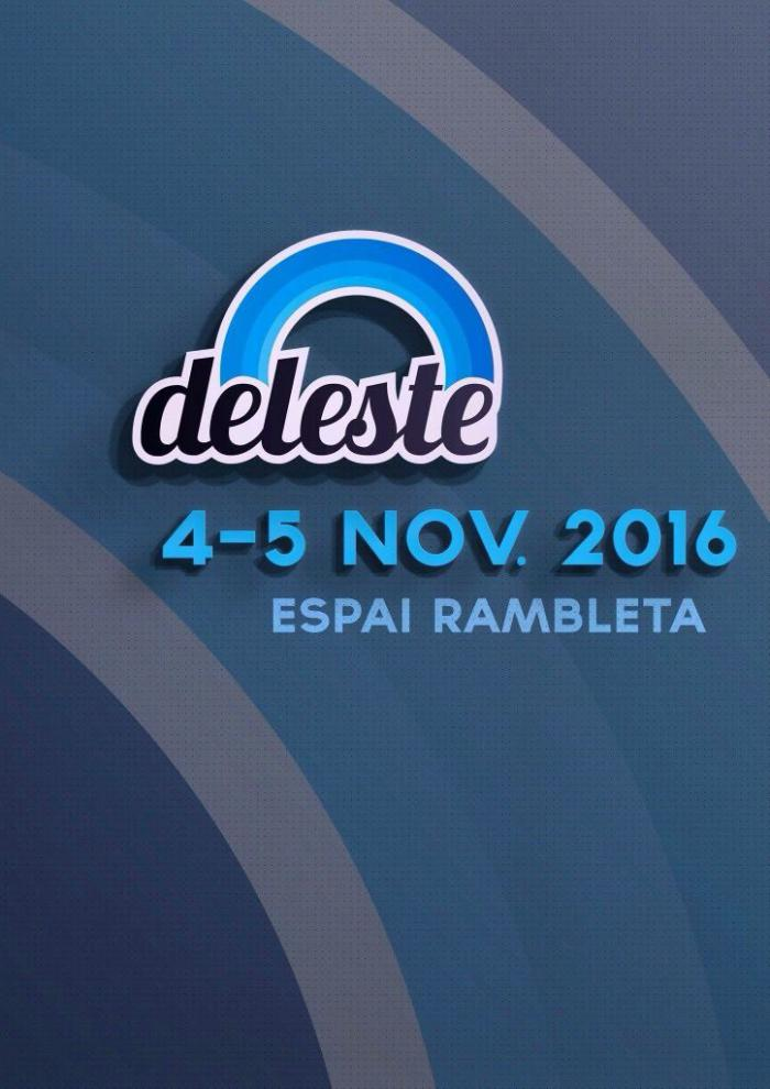 FESTIVAL DELESTE 2016