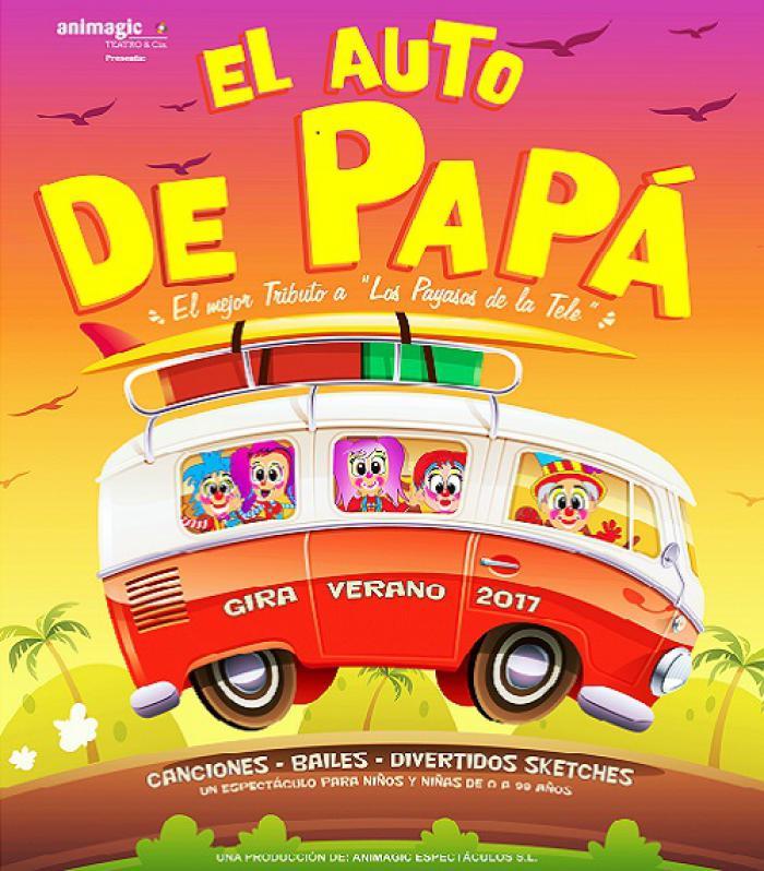 EL AUTO DE PAPA - LOS BARRIOS