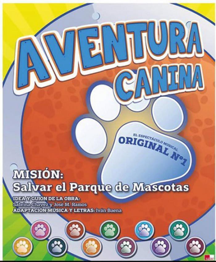 AVENTURA CANINA EN BARCELONA